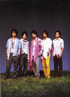 クリアファイル 嵐 「arashi marks ARASHI AROUND ASIA 2008 in TOKYO」
