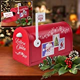 Mr. Christmas 24061 Santa's Enchanted Mailbox, One Size, Multicolor