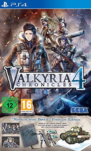 Valkyria Chronicles 4 - Memoires from Battle - Premium Edition (PS4)