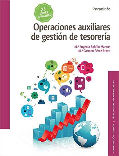 Operaciones auxiliares de gestión de tesorería 2.ª edición