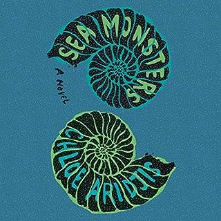 Sea Monsters audiobook cover art