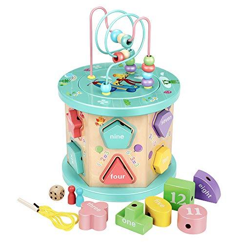 Cube d'Activité pour Les Enfants