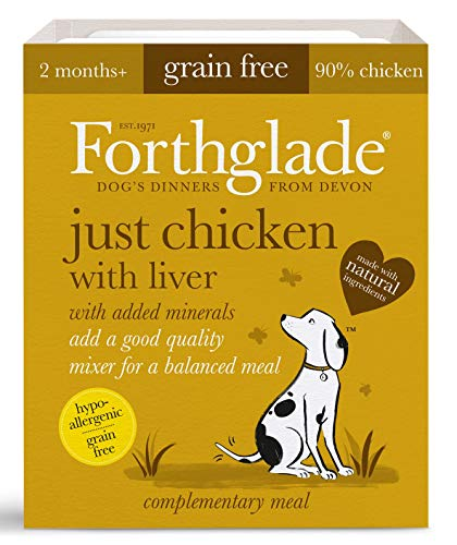 Forthglade Repas Complet pour Chats, 12 x 90 g