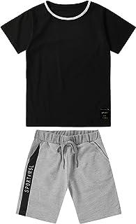Conjunto camiseta e bermuda Marisol