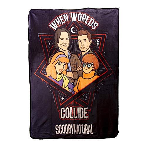 supernatural merchandise blanket - 3