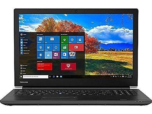 "2018 TOSHIBA Tecra 15.6"" HD Business Laptop Computer, Intel Core i7-7500U up to 3.50GHz, 8GB DDR4, 256GB M.2 SSD, DVD±RW, HDMI, 802.11ac, Bluetooth, TPM 2.0, USB 3.0, Windows 10 Professional"