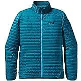 Patagonia Down Shirt - Men's (Large, Blue)