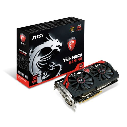 MSI R9 270X Gaming 2048MB GDDR5 256bit 16x PCI-E H