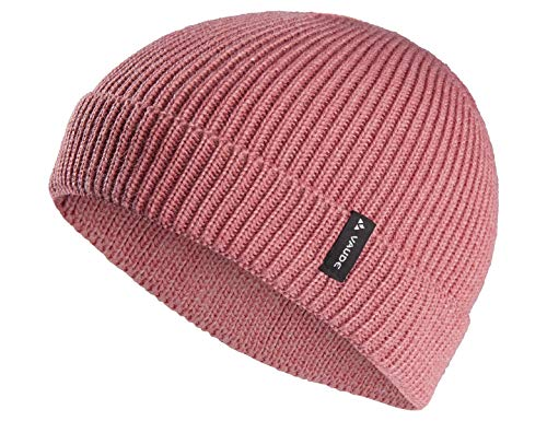 VAUDE Manukau Beanie Mütze, Dusty Rose, One Size
