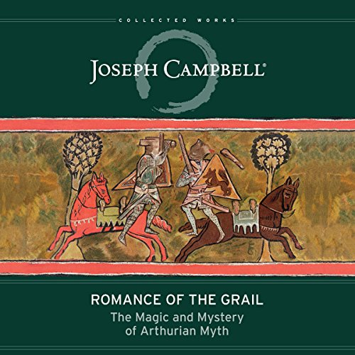 Couverture de Romance of the Grail