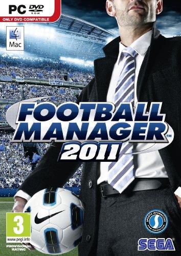 Football Manager 2011 (PC) (DVD) [Import UK] [Windows 7 | Windows Vista]