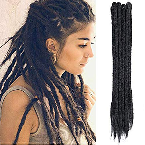 Top 10 dread extensions for men real hair for 2021