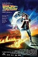MKAN 帝国261632バックトゥザフューチャー-マイケルJ.フォックスフィルムキノ映画のポスター、キャンバスペインティングウォールアート写真装飾50X75Cm