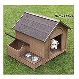 Sylvan Comfort FSC, misura grande, motivo: cucciolo di cane con...