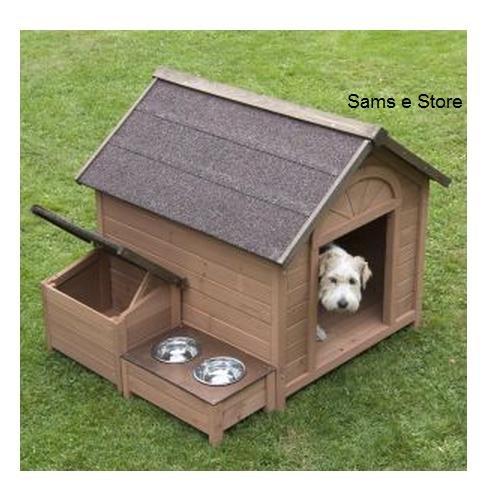 Sylvan comodidad FSC grandes Caseta de perro cachorro perro casa casa Pet,...