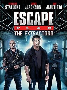 Escape Plan  The Extractors  4K UHD