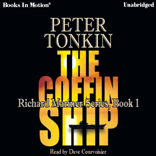 The Coffin Ship audiobook cover art