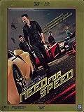 Need for speed(2D+3D steelbook) [3D Blu-ray] [IT Import]