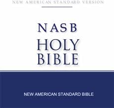 New American Standard Bible Free (NASB Bible)