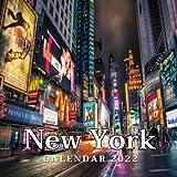New York Calendar 2022: Size 8.5 x 8.5 Inch 12 Month Calendar Monthly Square Calendar 2022, Home & Office Calendar 2022 Travel Calendar 2022 For Women And Men