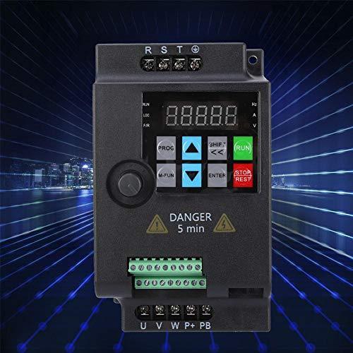 Wechselrichter mit variabler Frequenz, 3-Phasen-Wechselrichter, für Textilausrüstung für Motoren(380VAC 0.75KW)
