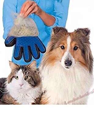 True Touch Fur Deshedding Pet Glove