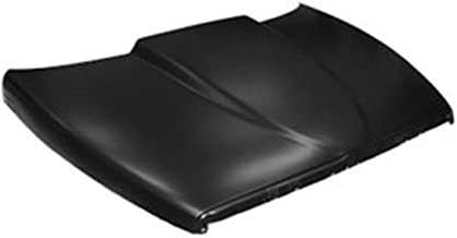 OE Replacement Dodge Pickup Hood Panel Assembly (Partslink Number CH1230208)