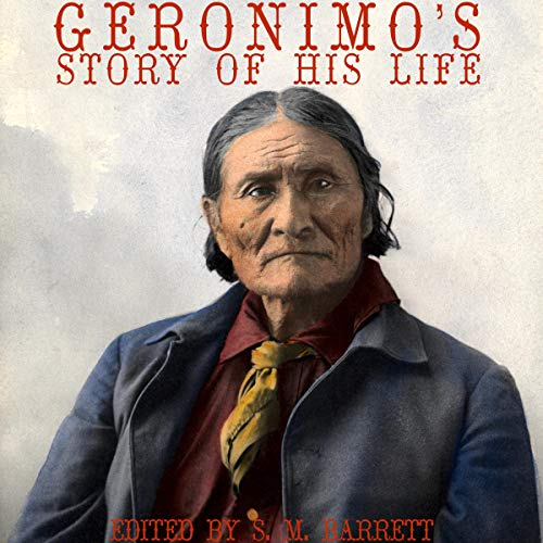 Geronimo's Story of His Life cover art