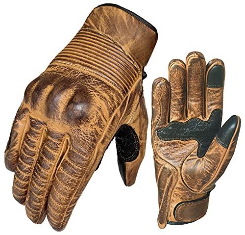 aaa Motorradhandschuhe TouchScreen Hard Knuckle Motorrad Handschuhe Sommer Motorbike gloves (Medium)
