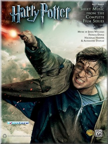 Harry Potter - Sheet Music from the Complete Film Series (Easy Piano) - pianonoten [muziek]