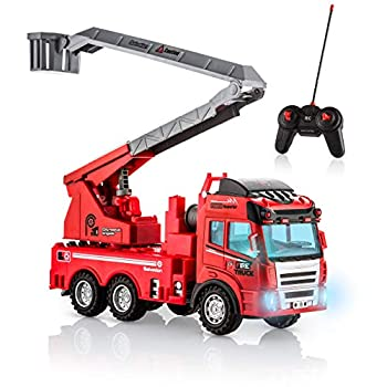 Best remote controlled fire truck toys Reviews