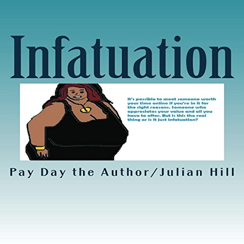 Infatuation audiobook cover art