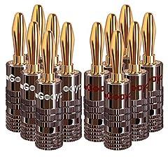 Goaycer 24k vergoldet für lautsprecheri
