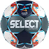 SELECT Ultimate Ballon Adulte Unisexe, Grey/Blue/Red, senior(3)