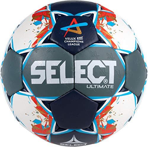 SELECT Ultimate Ball Unisex, Uni, Grey/Blue/red, Senior(3)