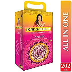 Mangaldeep Ananth All in One 202 sticks