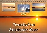 Traumhaftes Steinhuder Meer (Tischkalender 2019 DIN A5 quer): Stimmungsvolle Fotos vom Steinhuder Meer (Monatskalender, 14 Seiten ) (CALVENDO Natur) - Christine Bienert