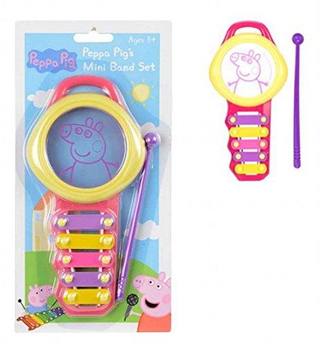 Peppa Pig Instrumentos musicales para niños