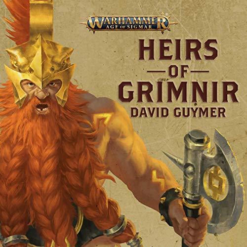 Couverture de Heirs of Grimnir