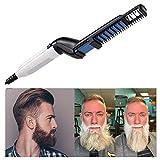 Alisador de barba y peine eléctrico Lomire