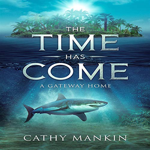 The Time Has Come audiobook cover art