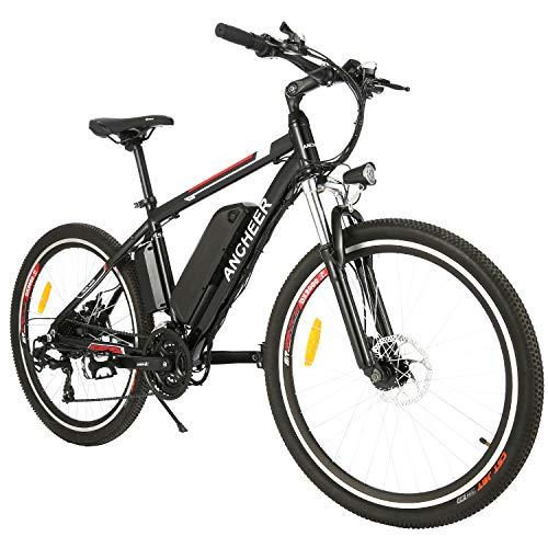 ANCHEER 500W/250W Electric Mountain Bike