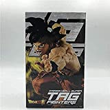 Dragon Ball Z 2019 Vista de la película Angel Frieza vs Goku Super Broly Figura de acción DBZ Goku S...