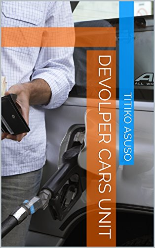 Devolper cars unit (English Edition)