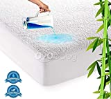 OYO BABY - Mattress protector double bed king size 100% Waterproof / Reusable