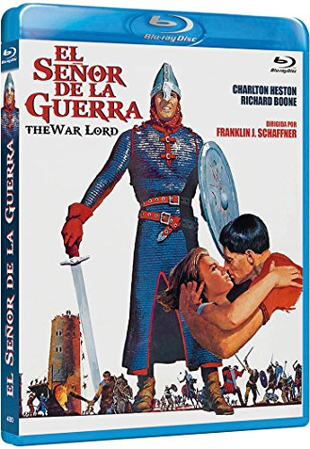 El Señor De La Guerra BDr 1965 The War of Lord [Blu-ray]