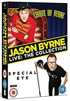 Jason Byrne - Live: The Collection