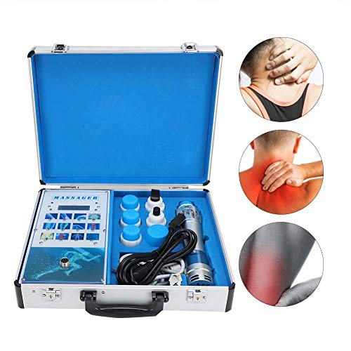Purchase Electric massage gun Impact gun Handheld muscle massage Promoting blood flow Conveniently s...
