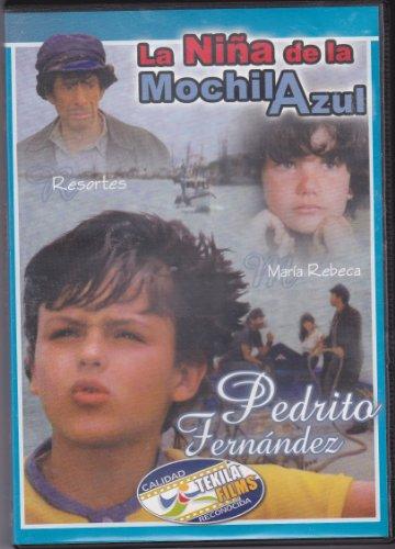 Nina De La Mochila Azul [USA] [DVD]