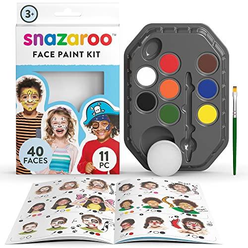 Kit de maquillage snzaroo « Garçons », 8 couleurs